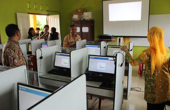 Komisi I DPRD Kepahiang Pantau Ujian Nasional