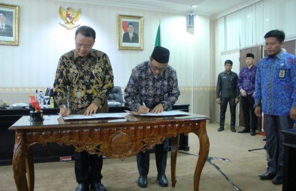 MoU Pemprov Bengkulu-PT.Telkom, Optimalkan Promosi Daerah Via Internet