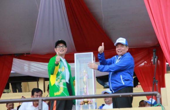 Kota Bengkulu Juara Umum Porprov 2018