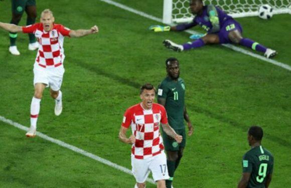 Kroasia Pecundangi Nigeria 2 : 0