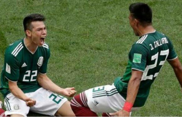 Jerman Kalah 1 : 0 Atas Meksiko