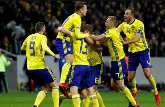 Penalti,  Swedia Unggul 1 : 0 Atas Korsel