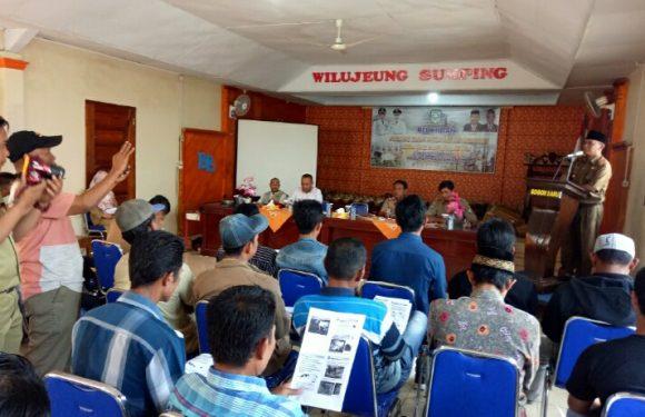 Tingkatkan SDM, Dinas Pertanian Kepahiang Latih Petani &  Pelaku Agribisnis
