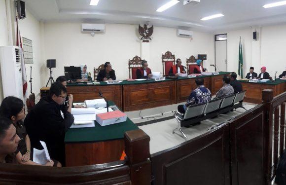 7 Pejabat Staf Struktural Bersaksi Disidang Lanjutan TIC