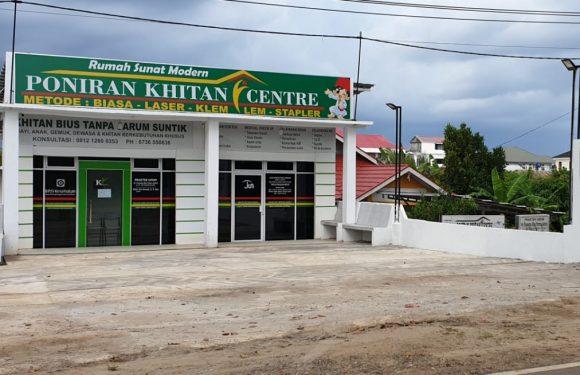Poniran Khitan Center Sunat Tanpa Jarum Suntik
