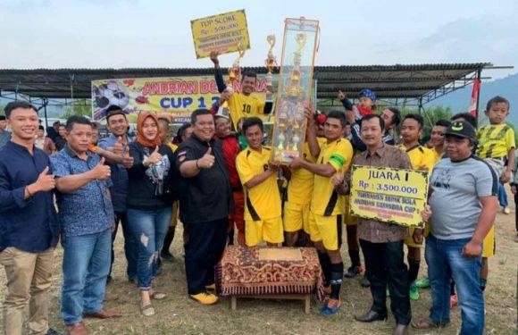 Bangor FC Jawara Andrian Defandra Cup 2019