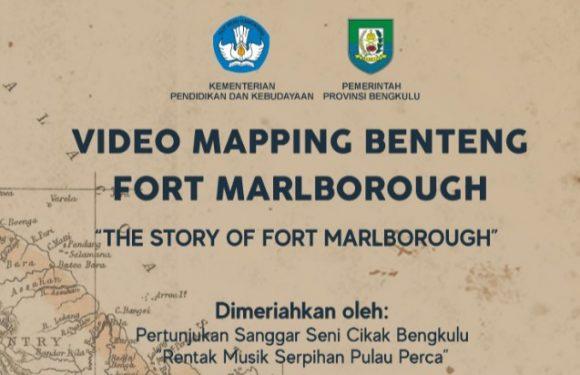 "Pertunjukan Video Mapping ""The Story of Fort Marlborough"" akan Meriahkan Bencoolen Internasional Marine Festival 2019"