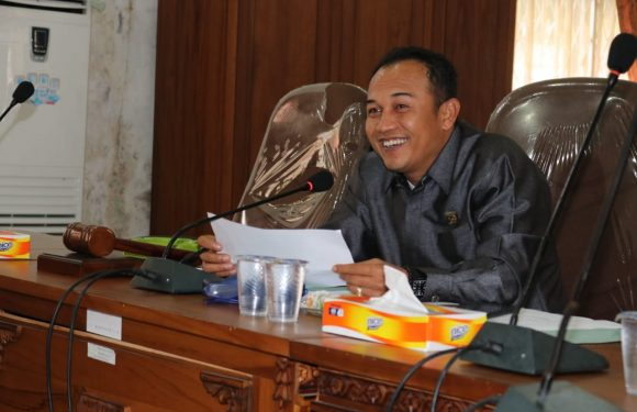 Sah, DPRD Kepahiang Tambah Anggaran Rp. 150 Juta Untuk Honor Perangkat Agama