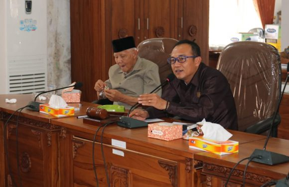 MoU RS Jalur II Belum Ada Judul, Wakil Rakyat Surati Bupati Minta Perizinan Dihentikan