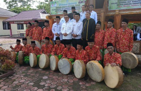 Bupati Hidayat : Tradisi Sarafal Anam Harus Dilestarikan