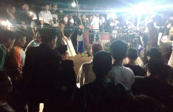 4 Jenazah Korban Bus Sriwijaya Dikebumikan Malam Hari