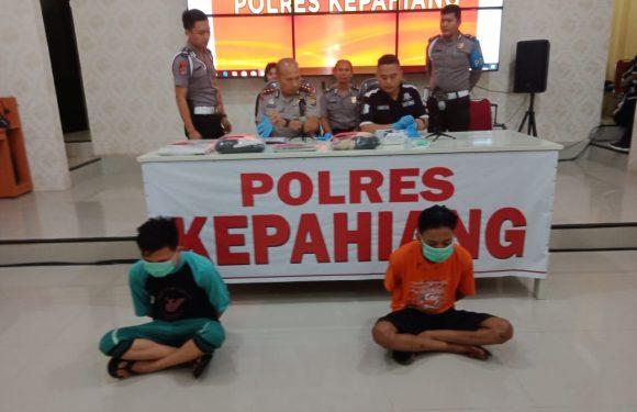 """Pencabulan """"Sekali Bae"""" Dua Pemuda Ditangkap Polisi"""