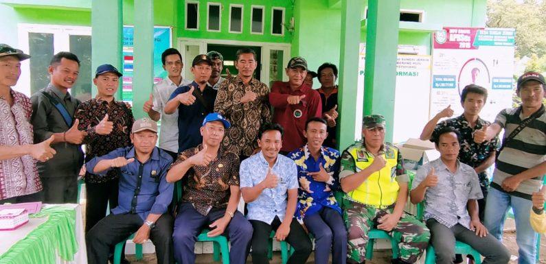 Monev Pekerjaan Pembangunan PPHP Desa Sungai Jernih