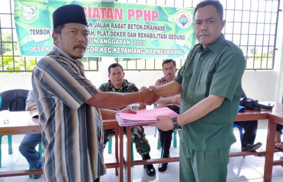 PPHP Desa Kampung Bogor Sukses