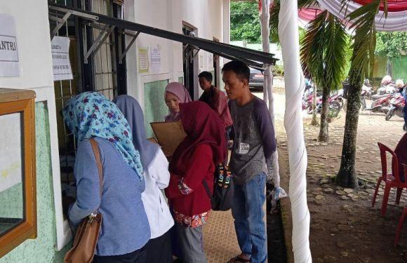 """Pendaftaran Dibuka, Pelamar PPS """"Serbu"""" KPU Kepahiang"""