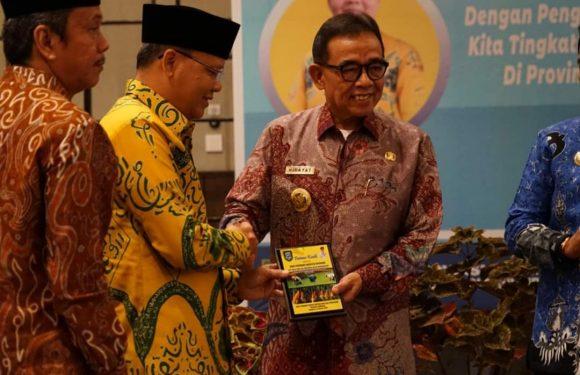 Bupati Hidayat Sukses Membangun Bidang Pertanian di Provinsi Bengkulu