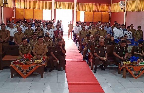 Ikrar Kades Kelola ADD/DD Secara Profesional dan Akuntabel