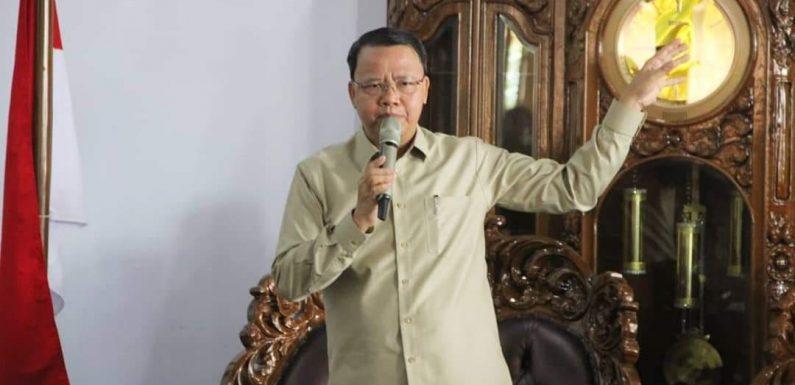 Gubernur Rohidin Minta Pemkab RL dan Kepahiang Fokus Tanggulangi Penyebaran Covid-19