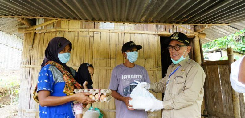 Bantuan Sembako Pemkab Kepahiang Mulai Dibagikan