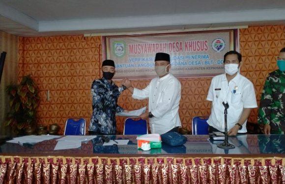 135 KK Ditetapkan Penerima BLT Bogor Baru