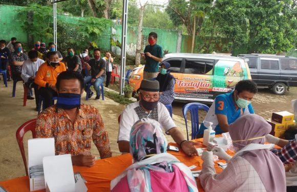 KPU Kepahiang Aman, Rapid Test Unreaktif