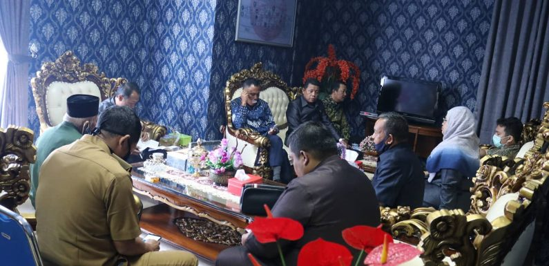 DPRD Kepahiang Gelar Rapim Tindaklanjuti LHP BPK RI Atas LKPD Kabupaten Kepahiang 2019