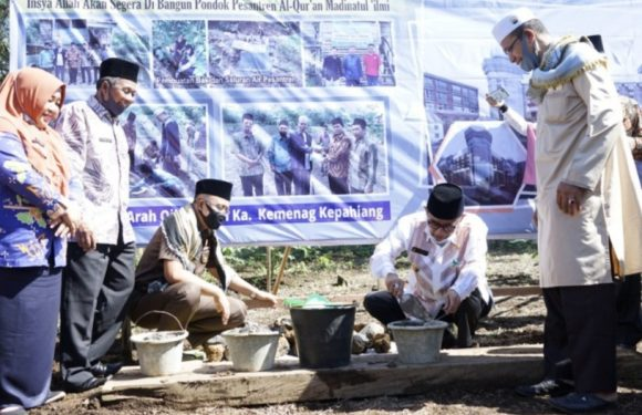 Mulia Rasanya Sebuah Yayasan Menggagas Pesantren Al-Qur'an