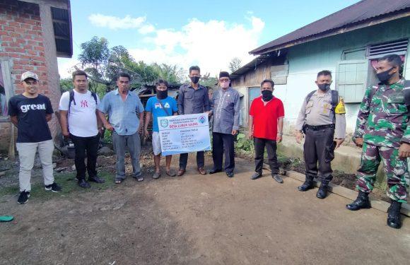 Titik Nol Desa Lubuk Saung Mulai Realisasikan Dana Desa