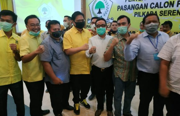 Diepisode Terakhir DPP Golkar Usung Dayat-Nata