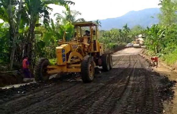 Pembangunan Jalan Pusat Pemerintahan – Barat Wetan Digeber