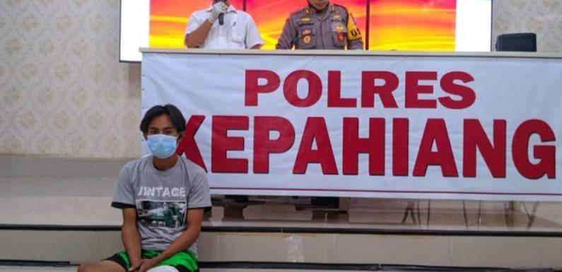 Tanam Ganja di Air Punggur, Warga Seluma Ditembak
