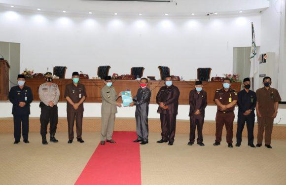 4 Fraksi DPRD Kepahiang Setuju Bahas APBD Perubahan