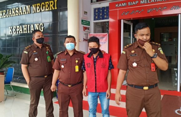 Rabu Kramat, TPK Daspetah 1 Susul Mantan Kades ke Hotel Prodeo