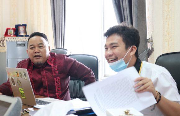 Bahas Tiga Rancangan Propemperda Tahun 2021, Bapemperda DPRD Kepahiang Gelar Rapat Kerja
