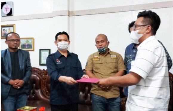 Sampaikan Permohonan Maaf ke KPU Provinsi Bengkulu, Pemred Rindangnews Difasilitasi SMSI