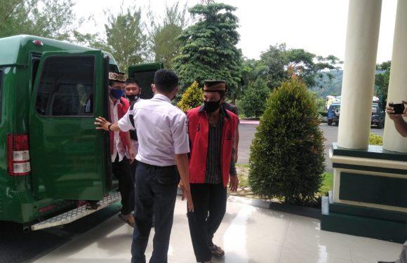 Lengkap, 3 Tsk Dana Desa Daspetah 1 Pindah ke Lapas Bentiring