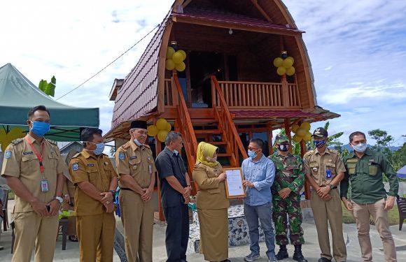 Sah : Bupati Kepahiang Resmikan Homestay Tangsi Baru Kabawetan